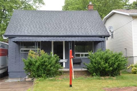 House for sale at 6669 Dunn St Niagara Falls Ontario - MLS: X4607041