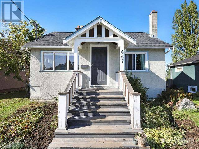 House for sale at 667 11th St Courtenay British Columbia - MLS: 462950