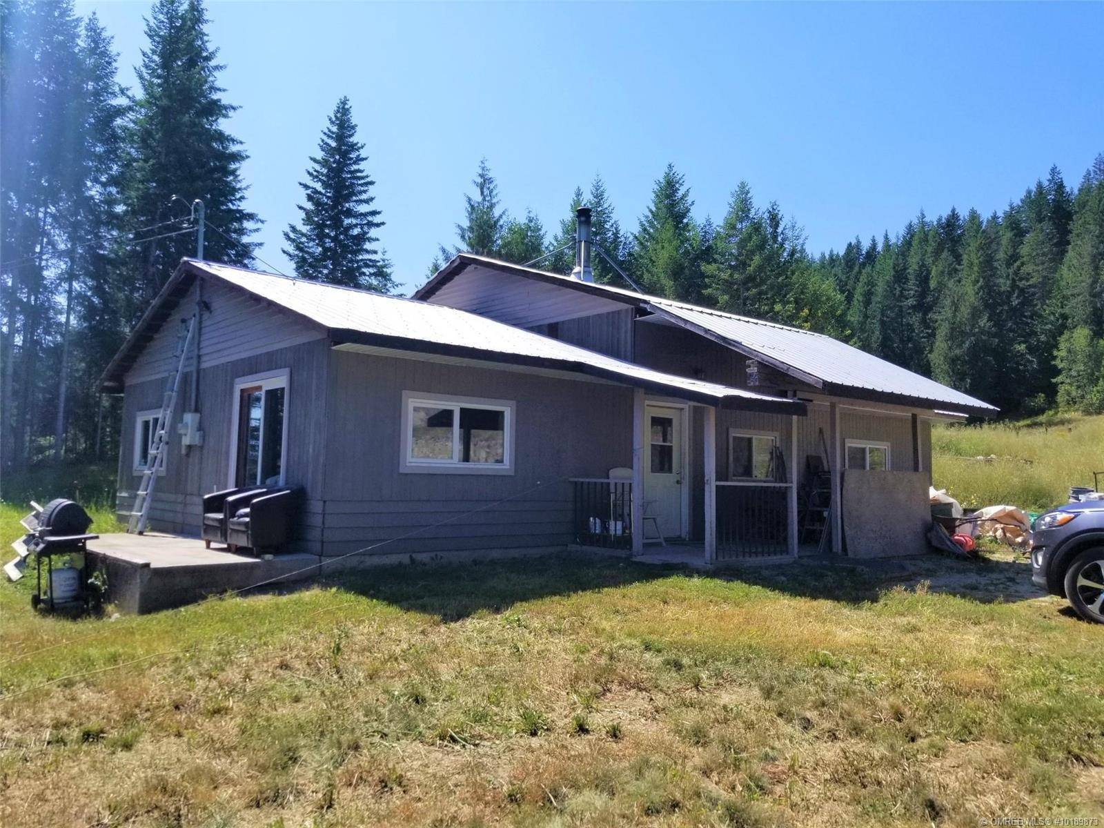 House for sale at 6670 97a Hy Enderby British Columbia - MLS: 10189873