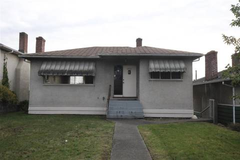 House for sale at 6676 Dawson St Vancouver British Columbia - MLS: R2410412