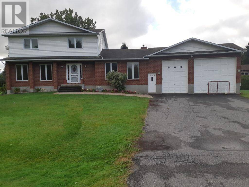 House for sale at 668 Church St Russell Ontario - MLS: 1182445