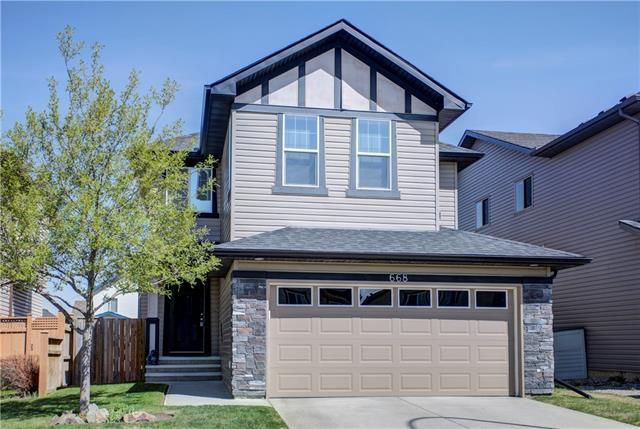 Sold: 668 Cranston Drive Southeast, Calgary, AB