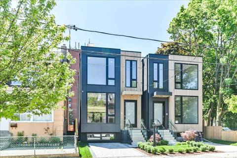 House for sale at 668 Greenwood Ave Toronto Ontario - MLS: E4666744
