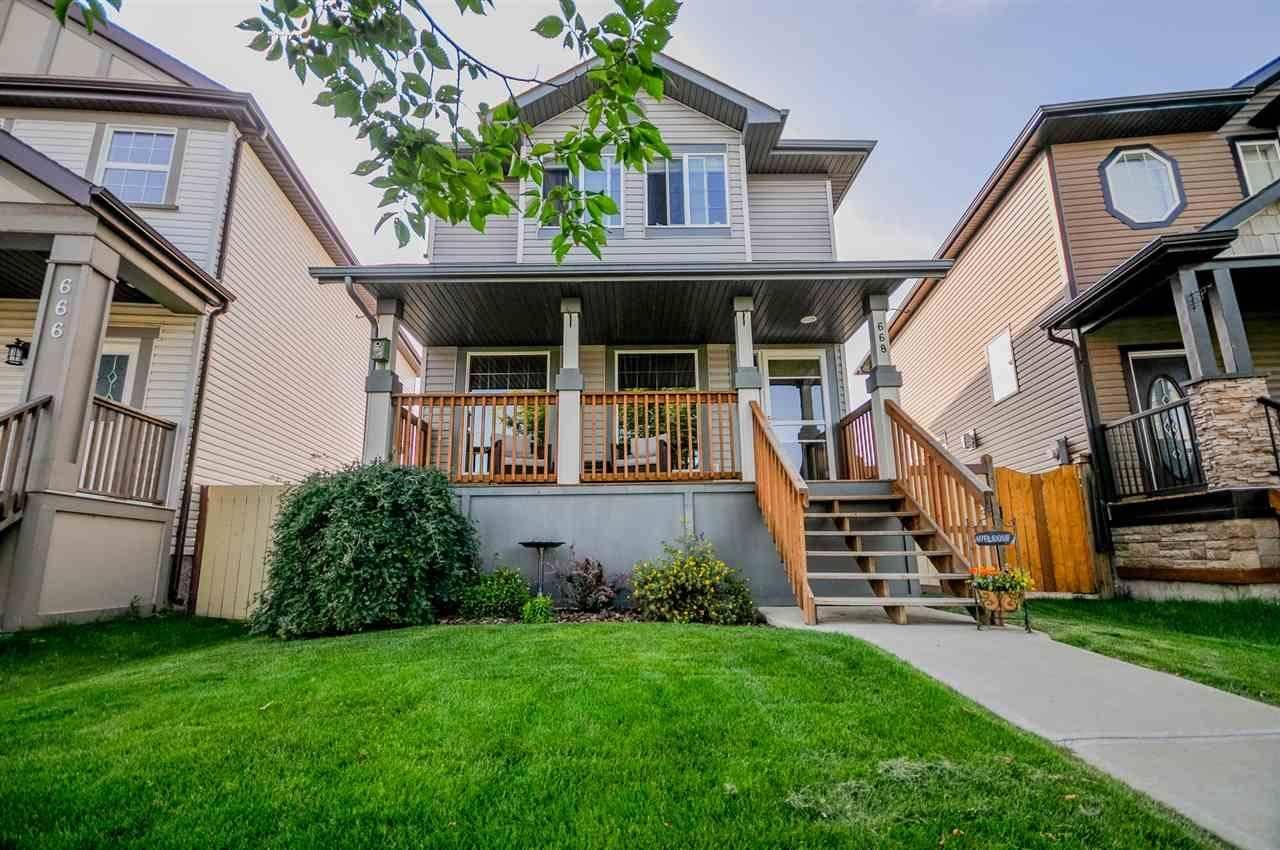 House for sale at 668 Songhurst Wd Leduc Alberta - MLS: E4170092