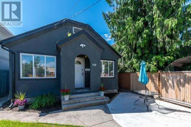 House for sale at 668 Wade Ave W Penticton British Columbia - MLS: 183486