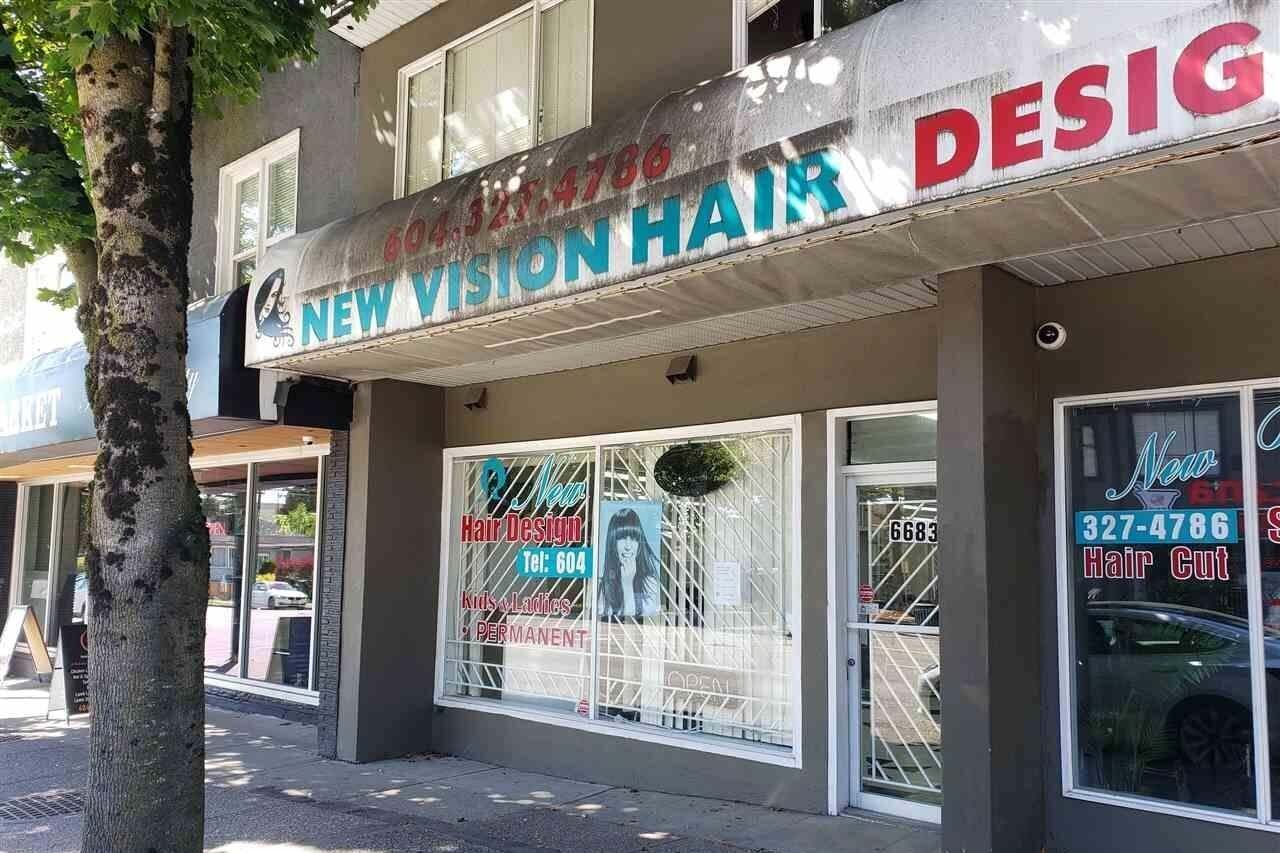 Commercial property for lease at 6685 Fraser St Vancouver British Columbia - MLS: C8033926