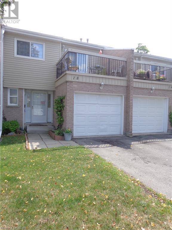 Townhouse for sale at 18 Osgoode Dr Unit 669 London Ontario - MLS: 217347