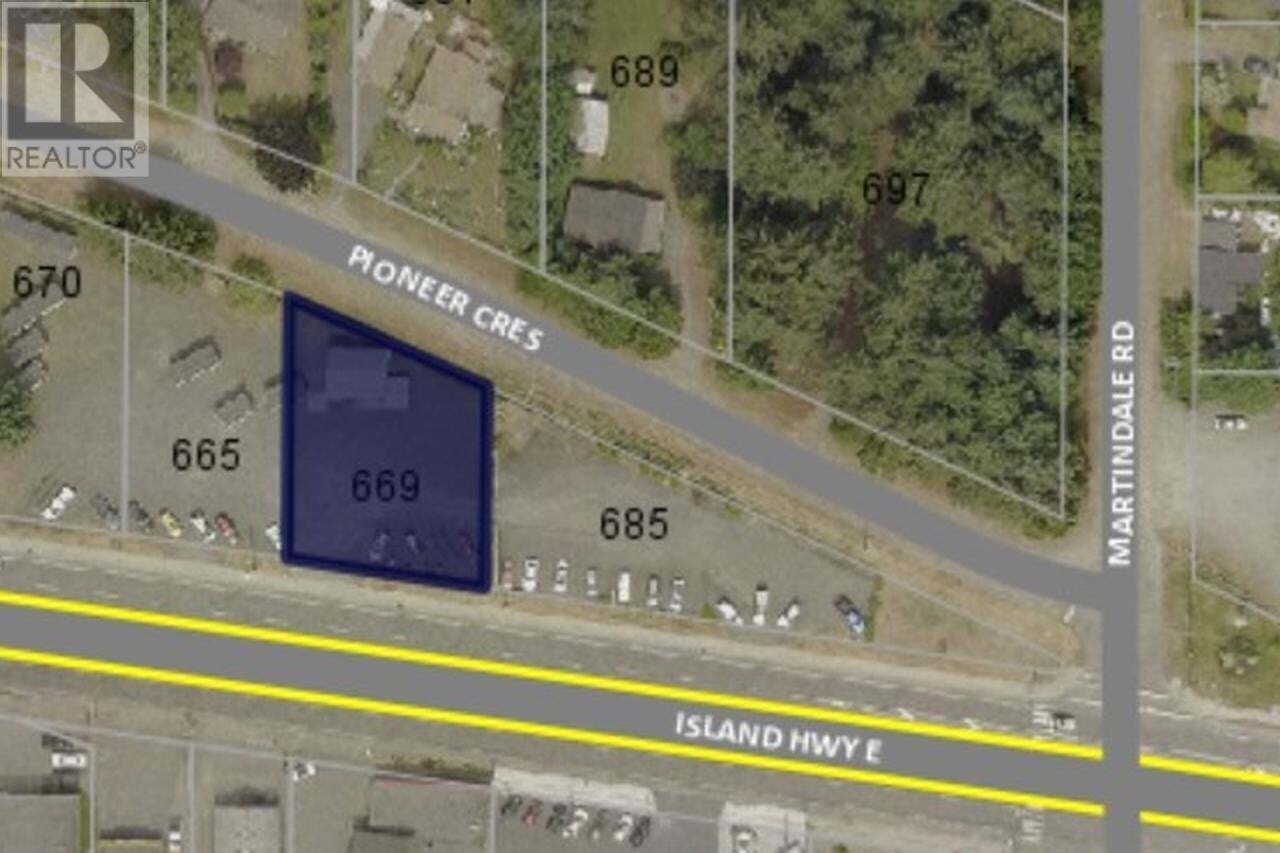 Commercial property for sale at 669 Island  East Parksville British Columbia - MLS: 840894