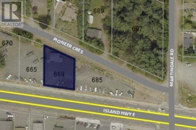 Residential property for sale at 669 Island E Hwy Parksville British Columbia - MLS: 469651