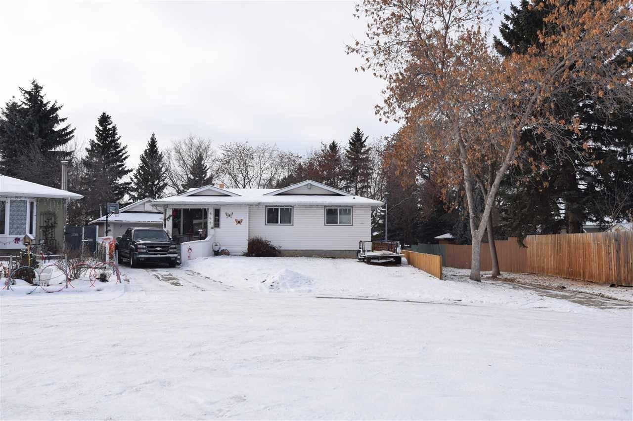 House for sale at 669 Lee Ridge Rd Nw Edmonton Alberta - MLS: E4180250
