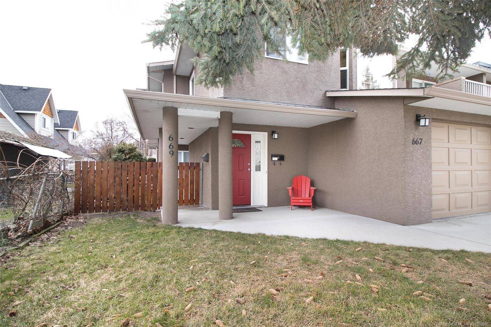 Townhouse for sale at 669 Patterson Ave Kelowna British Columbia - MLS: 10200970