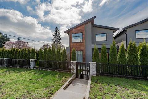 Townhouse for sale at 6698 Aubrey St Burnaby British Columbia - MLS: R2365603