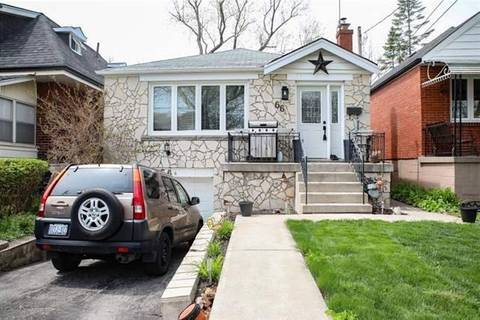 House for sale at 66 Claremore Ave Toronto Ontario - MLS: E4453198