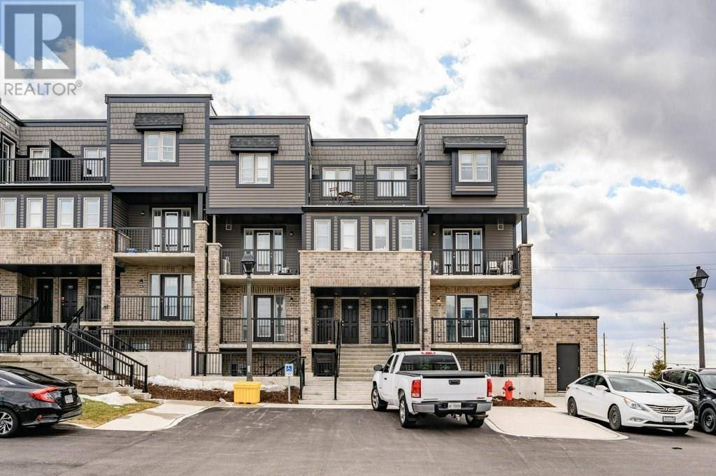 Townhouse for sale at 1989 Ottawa St South Unit 66h Kitchener Ontario - MLS: 30798516