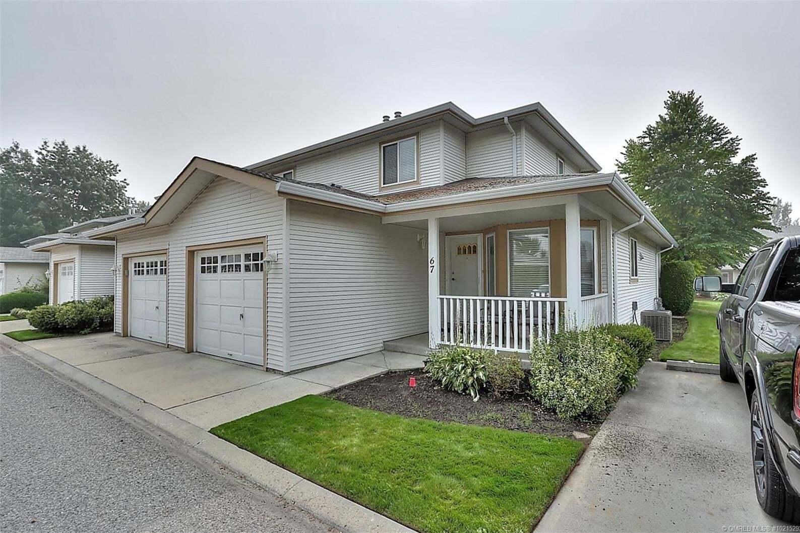 Townhouse for sale at 1120 Guisachan Rd Unit 67 Kelowna British Columbia - MLS: 10215292