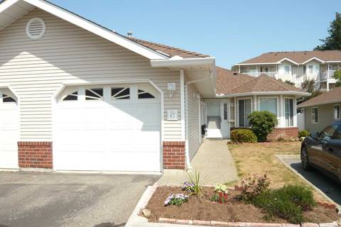 Townhouse for sale at 1973 Winfield Dr Unit 67 Abbotsford British Columbia - MLS: R2393305