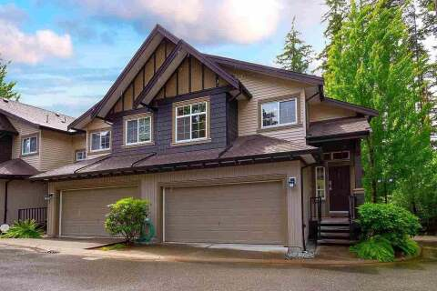 Townhouse for sale at 2200 Panorama Dr Unit 67 Port Moody British Columbia - MLS: R2463170