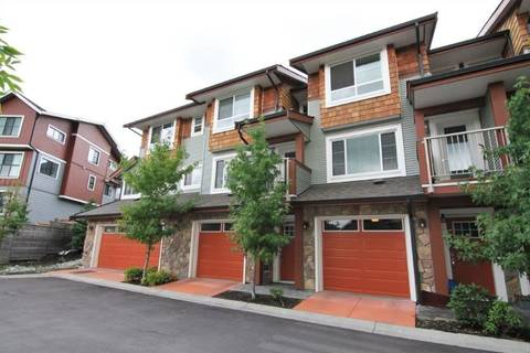 Townhouse for sale at 23651 132 Ave Unit 67 Maple Ridge British Columbia - MLS: R2404573