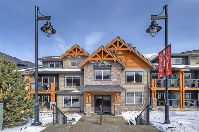 For Sale: 67 - 250 2 Avenue, Rural Bighorn Md, AB | 1 Bed, 1 Bath Condo for $239,900. See 49 photos!