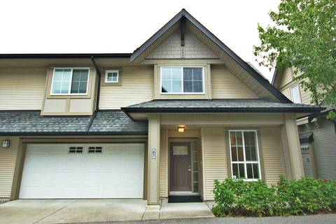 Townhouse for sale at 2501 161a St Unit 67 Surrey British Columbia - MLS: R2418889