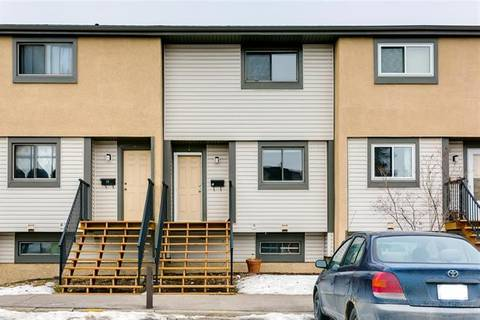 Townhouse for sale at 2720 Rundleson Rd Northeast Unit 67 Calgary Alberta - MLS: C4283554