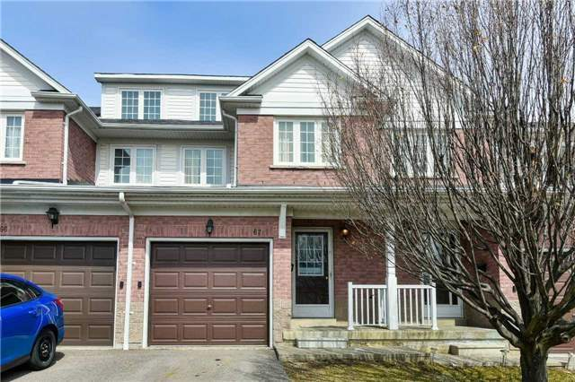 For Sale: 67 - 6830 Meadowvale Town Cent Circle, Mississauga, ON | 3 Bed, 4 Bath Townhouse for $585,000. See 20 photos!