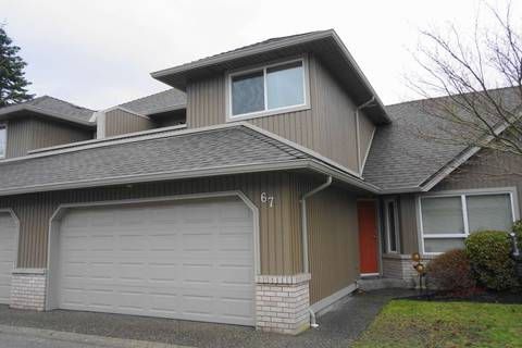 Townhouse for sale at 8560 162 St Unit 67 Surrey British Columbia - MLS: R2430432