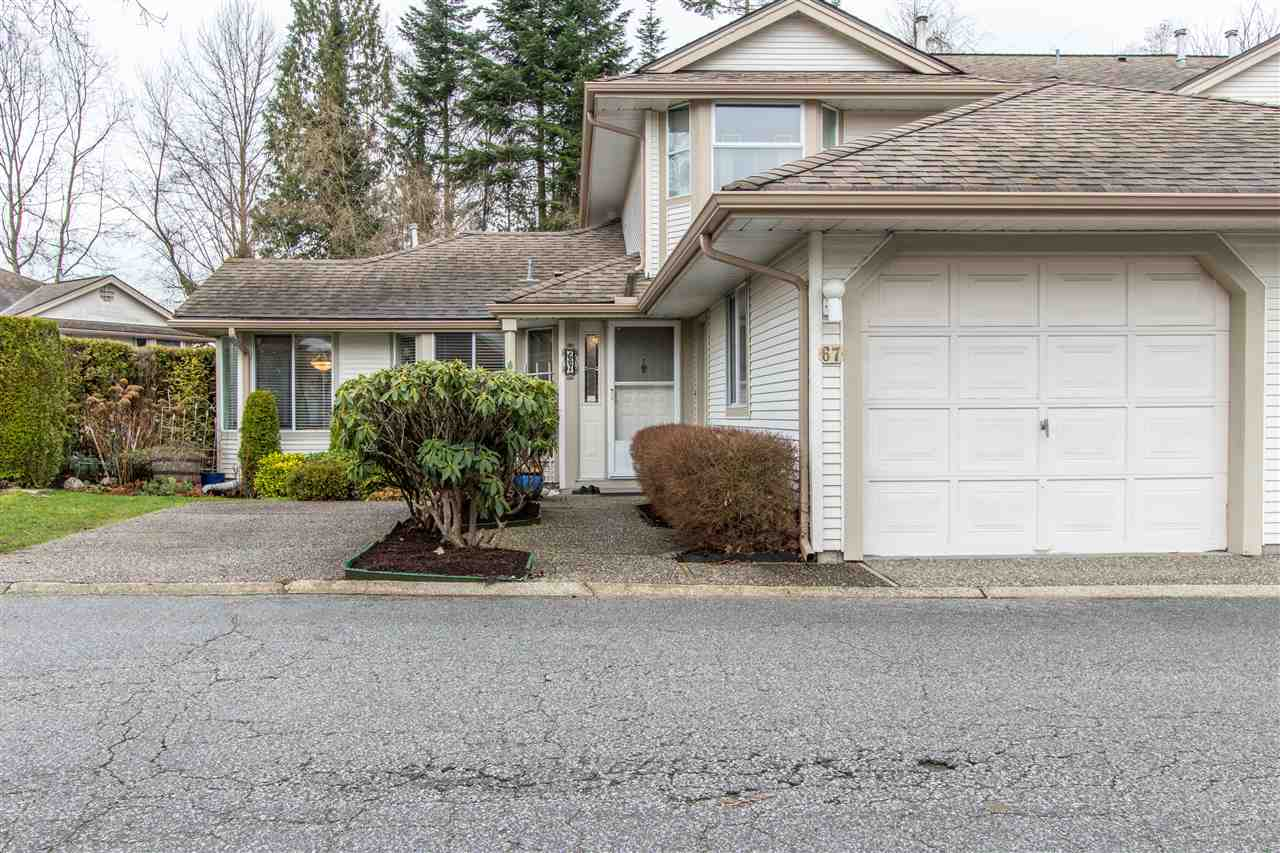 Sold: 67 - 9045 Walnut Grove Drive, Langley, BC
