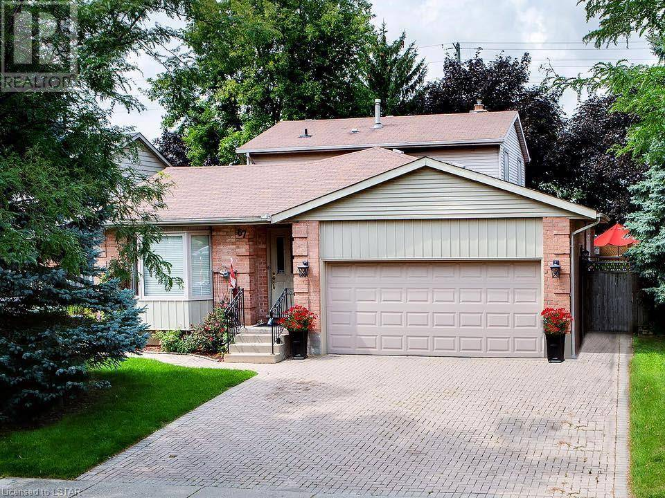House for sale at 67 Acorn Pl London Ontario - MLS: 221790