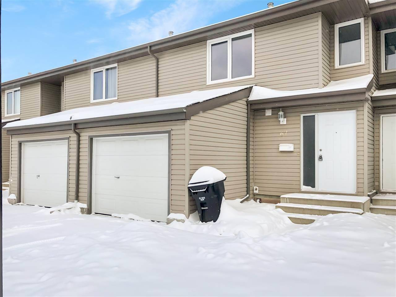 Townhouse for sale at 67 Akinsdale Gdns St. Albert Alberta - MLS: E4184470