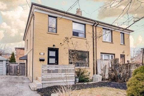 Townhouse for sale at 67 Alameda Ave Toronto Ontario - MLS: C4418678