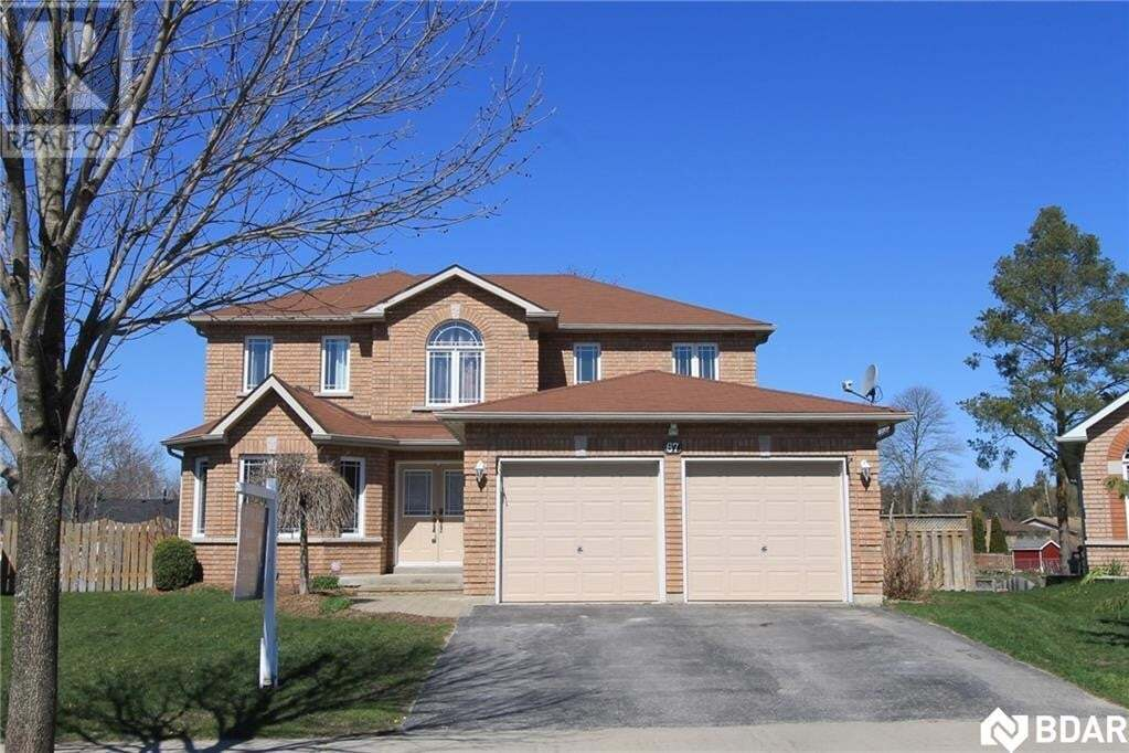 House for sale at 67 Armeda Clow Cres Angus Ontario - MLS: 30797330