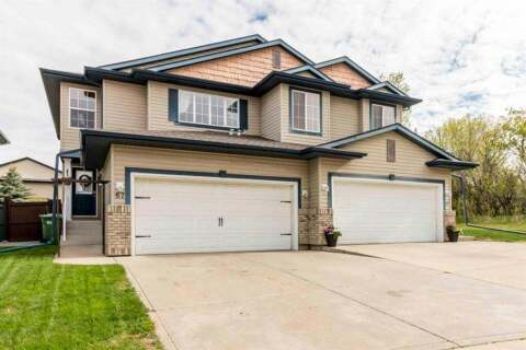 Townhouse for sale at 67 Arnold  Cs Red Deer Alberta - MLS: A1002544