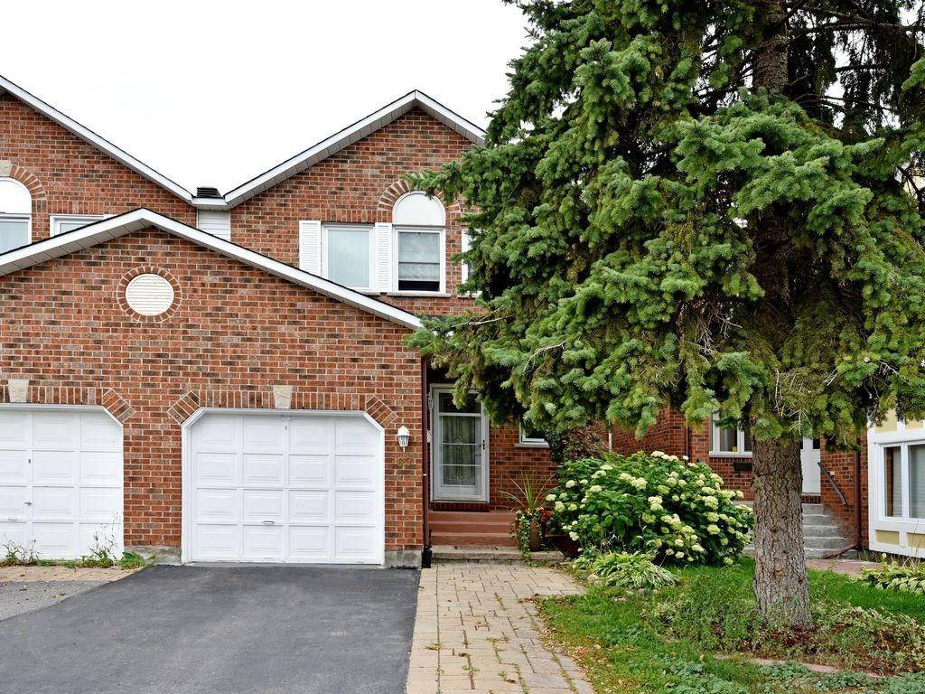 Townhouse for sale at 67 Ashpark Cres Ottawa Ontario - MLS: 1169712