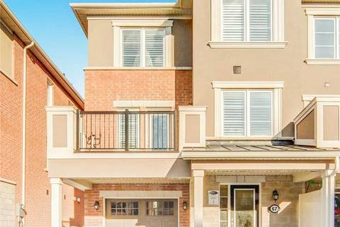 Townhouse for sale at 67 Ayers Cres Toronto Ontario - MLS: E4694865
