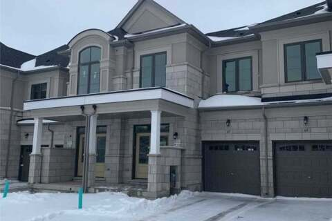 Townhouse for rent at 67 Bawden Dr Richmond Hill Ontario - MLS: N4783696