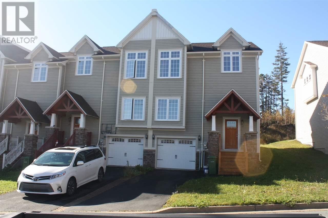 Townhouse for sale at 67 Bently Dr Halifax Nova Scotia - MLS: 202024504