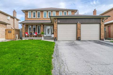 House for sale at 67 Bramble Cres Whitchurch-stouffville Ontario - MLS: N4448830