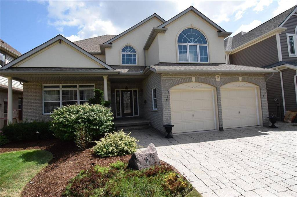 House for sale at 67 Breckenridge Blvd St. Catharines Ontario - MLS: 30759504