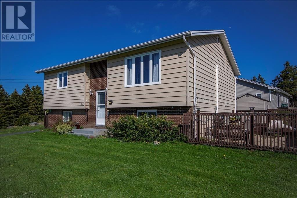 House for sale at 67 Butlers Rd Pouch Cove Newfoundland - MLS: 1216475