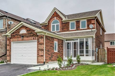 House for sale at 67 Buttercup Ln Brampton Ontario - MLS: W4732575