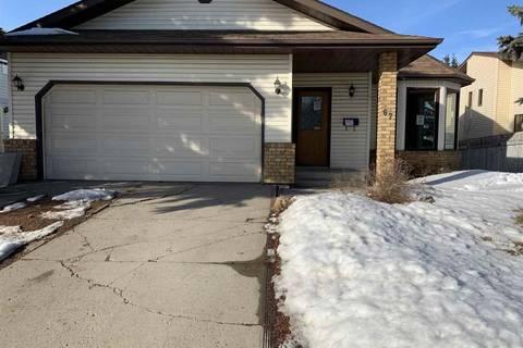 House for sale at 67 Carmel Rd Sherwood Park Alberta - MLS: E4147872