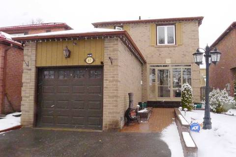 House for sale at 67 Carnelly Cres Ajax Ontario - MLS: E4704873