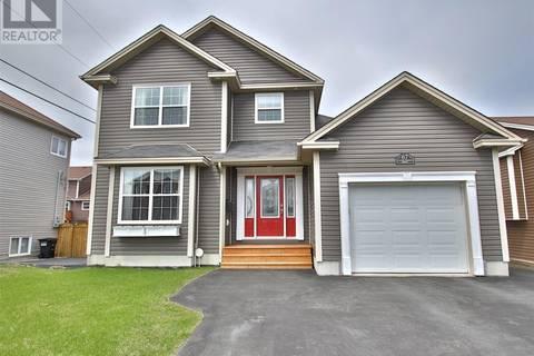 House for sale at 67 Castle Bridge Dr St. John's Newfoundland - MLS: 1198478