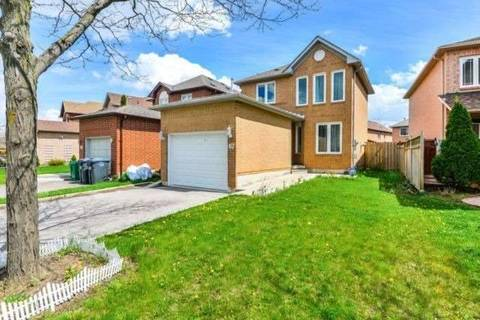 House for sale at 67 Cedarwood Cres Brampton Ontario - MLS: W4462683