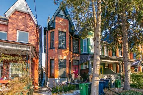Townhouse for rent at 67 Clinton St Toronto Ontario - MLS: C4683743