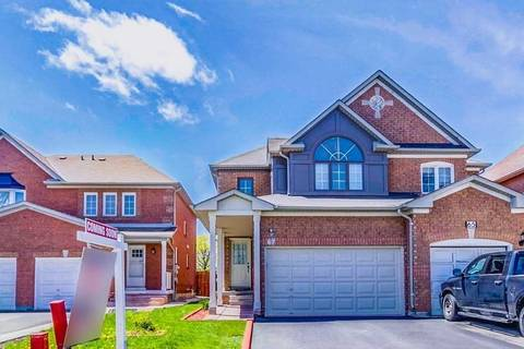 Townhouse for sale at 67 Clover Bloom Rd Brampton Ontario - MLS: W4455126