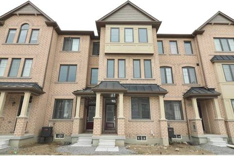 Townhouse for rent at 67 Cornell Centre Blvd Markham Ontario - MLS: N4580396