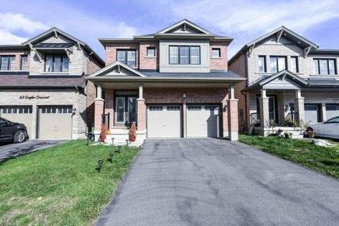 House for sale at 67 Crafter Cres Hamilton Ontario - MLS: X4608923