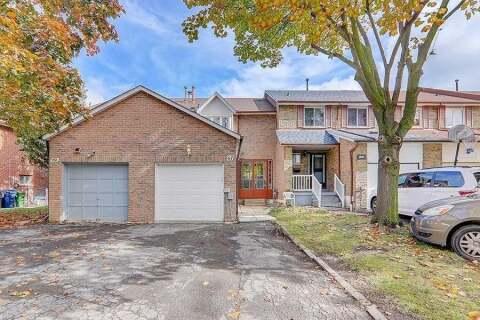 Townhouse for sale at 67 Crayford Dr Toronto Ontario - MLS: E4962081
